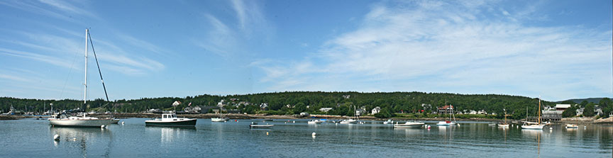 Southwest Harbor, Mount Desert Island, Maine